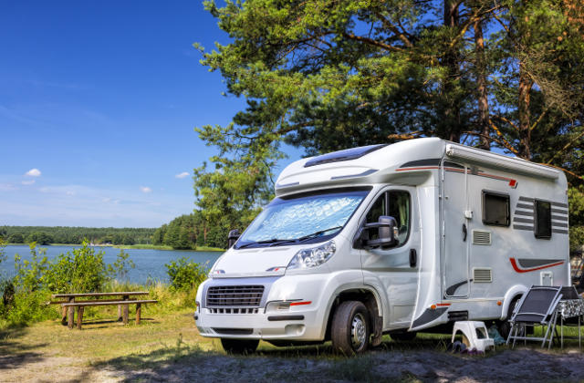 Caravans and Motorhomes